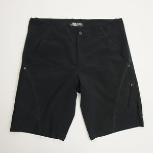 The North Face Mens Stretch Active Shorts Sz 34